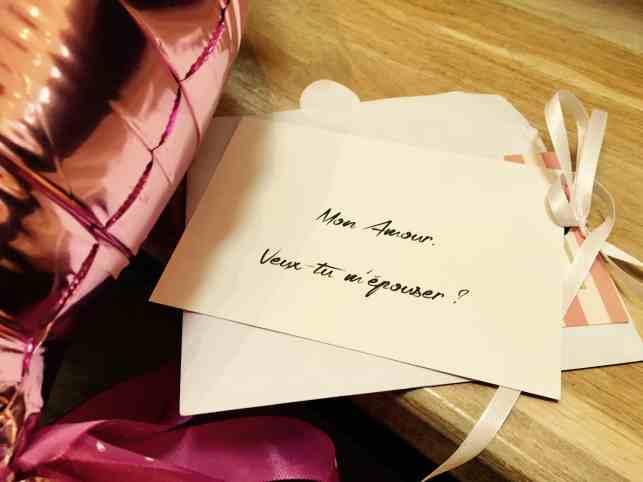 ballon a message - la fabrique a mariage
