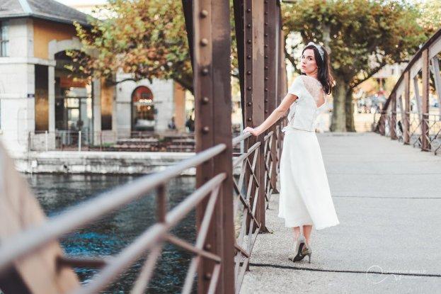 JUPE et TOP LES MARIEES FOX-ensemble pour mariage civil - la fabrique à mariage