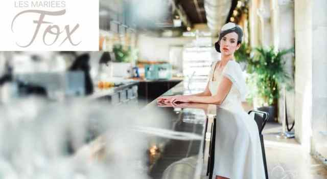 les mariées fox - robes de mariées sur-mesure - la fabrique a mariage
