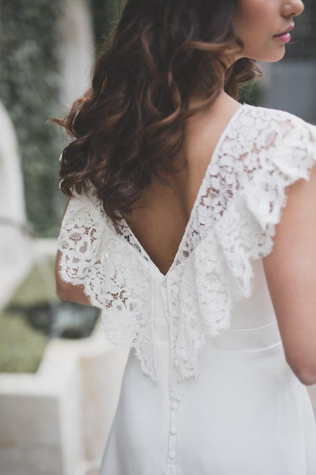 MODELE NACERA - les mariées fox - la fabrique a mariage