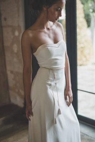 ROBE LOUISE- les mariées fox - la fabrique a mariage