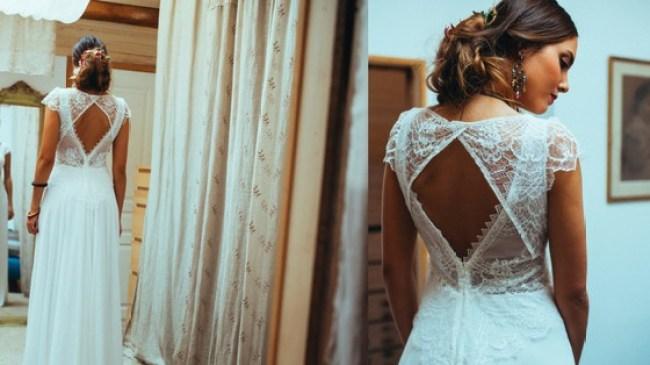 elsa gary modèle pyrite - La fabrique a mariage