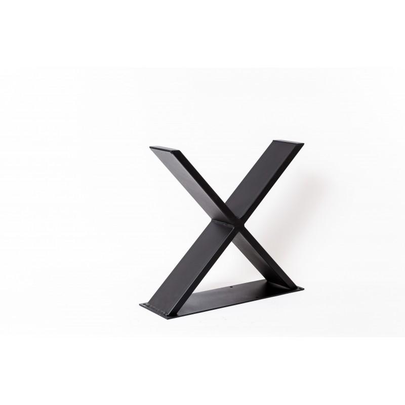 pied croix 40 cm