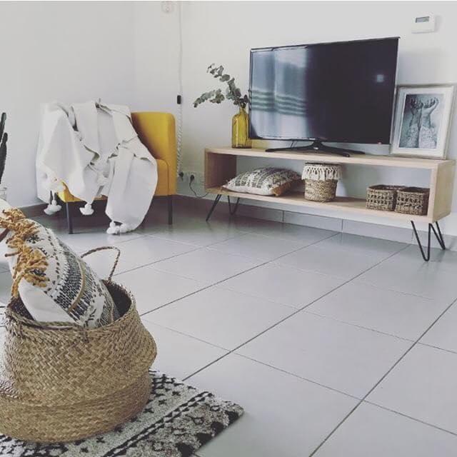 fabriquer un meuble tv avec caisson
