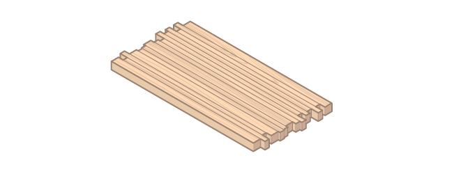 diy fabrique une table basse avec