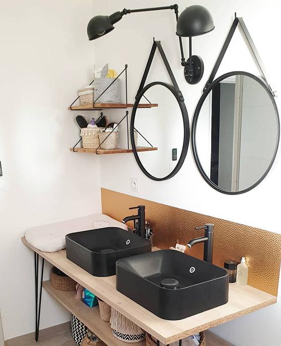 15 meubles vasques salle de bain blog