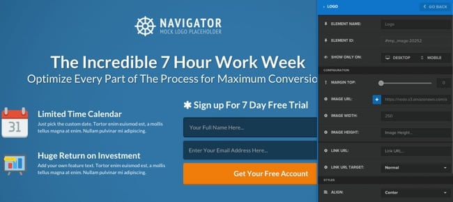 clickfunnels edition landing pages