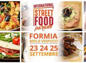 street food parade formia