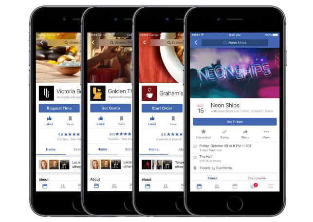 Ordinare cibo su Facebook? Si potrà fare, con Delivery.com