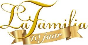 lafamilia-10 jaar logo