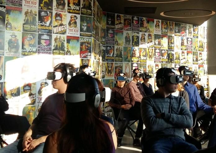 Resultado de imagen para realidad virtual en cine
