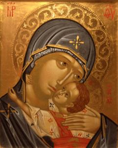 icona Madre di Dio di Pskov