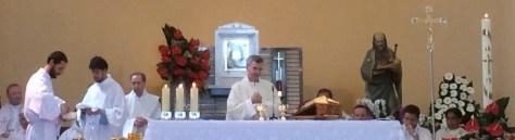 Messa del 19 maggio 2015 a Medugorje presso parrocchia San Giacomo