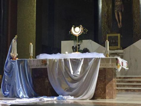 Adorazione - Parrocchia S Rita - Milano