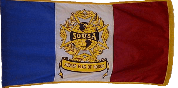 Lafayette Band Wins Prestigious Sudler Flag For Concert Excellence Award