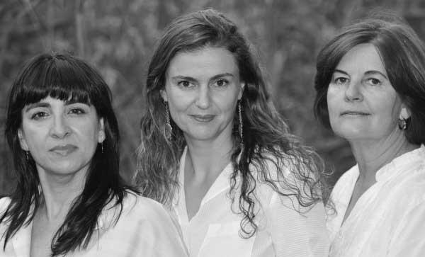 """Entrevista a las autoras de """"Amarillo luciérnaga"""" en C'mon Murcia"""