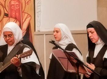 Cómo es una Monja de Vida Contemplativa - Carmelitas Descalzas de Valladolid