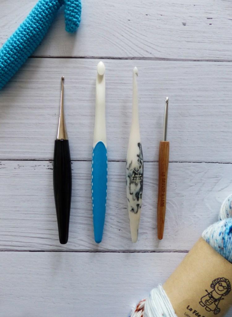 Crochets côniques