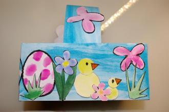 bricolage de Pâques