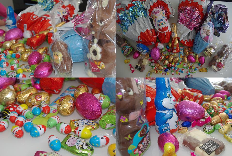 Que faire avec le surplus de chocolat de Pâques ?
