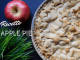 Recette traditionnelle apple pie