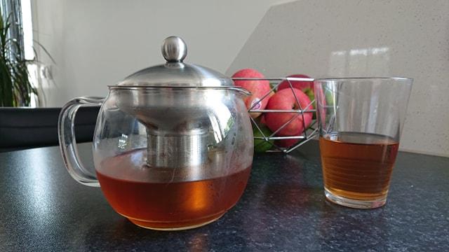 thé glacé maison