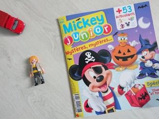 avis magazine mickey