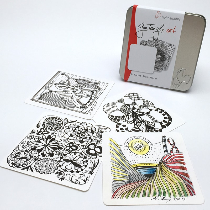 box doodle tangle