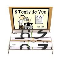 8 tests de vue