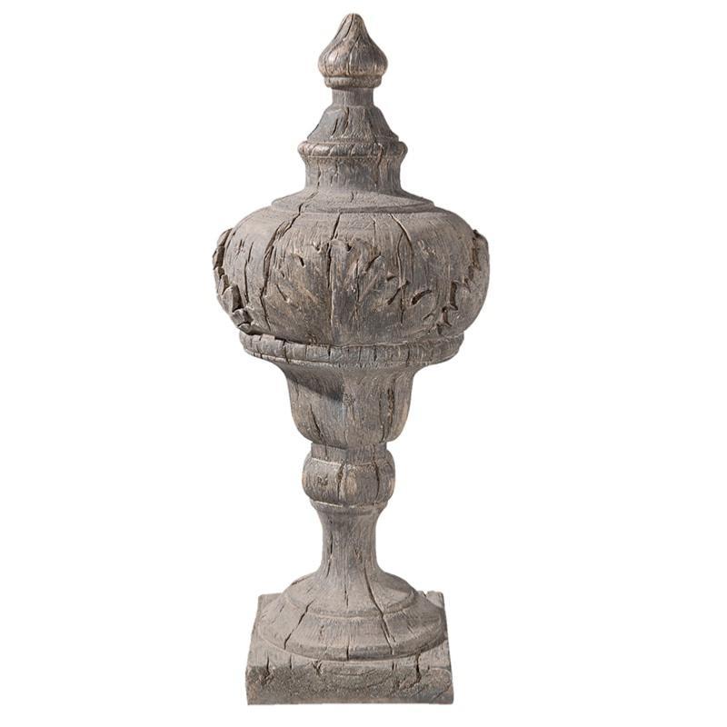 Urne d'ornement pour décoration jardin