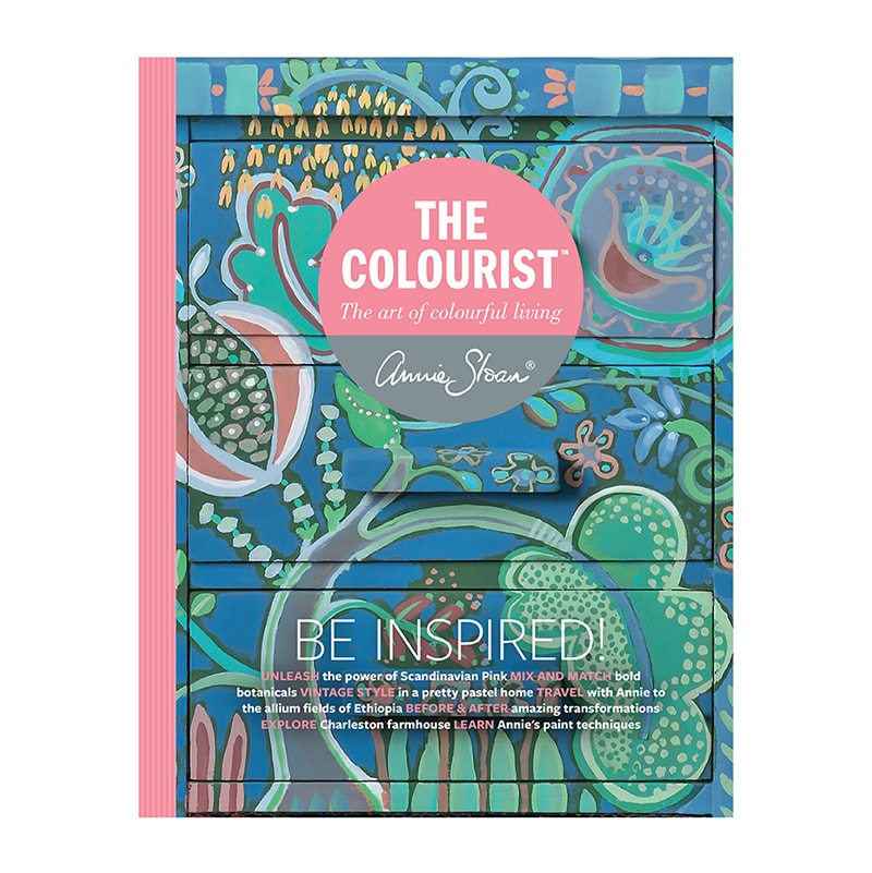 magazine The Colourist #1 d'Annie Sloan