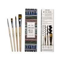 boite de pinceaux pour détail Annie Sloan