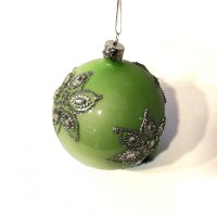 Decoration Noel Verte - boule