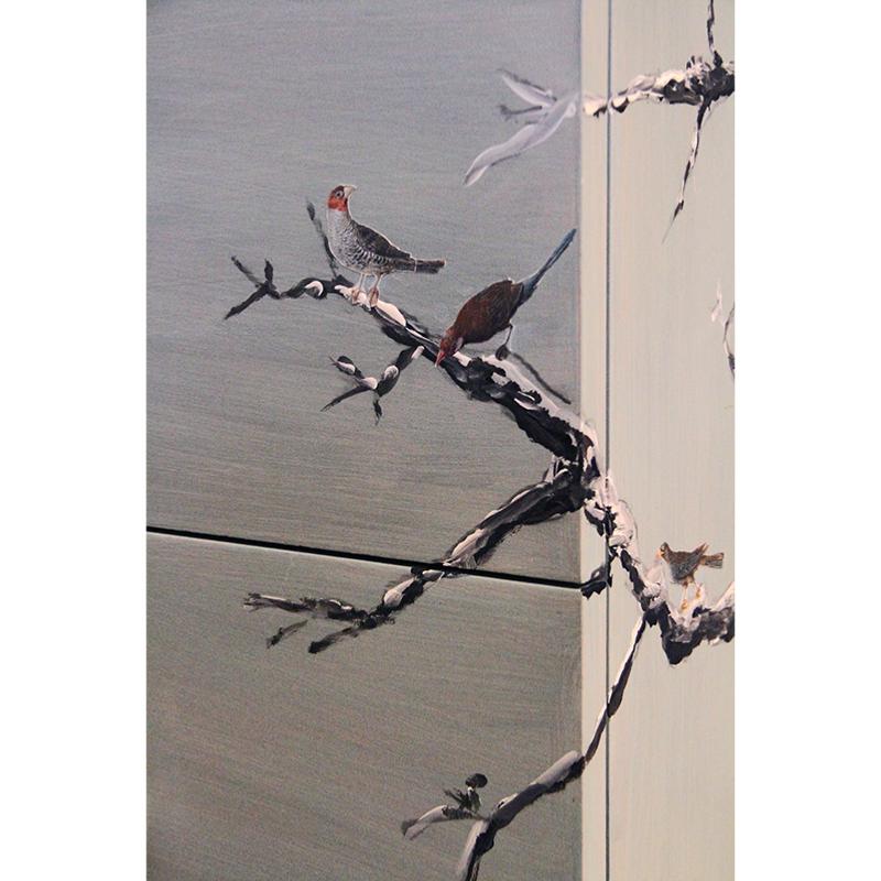 Caissons aux oiseaux