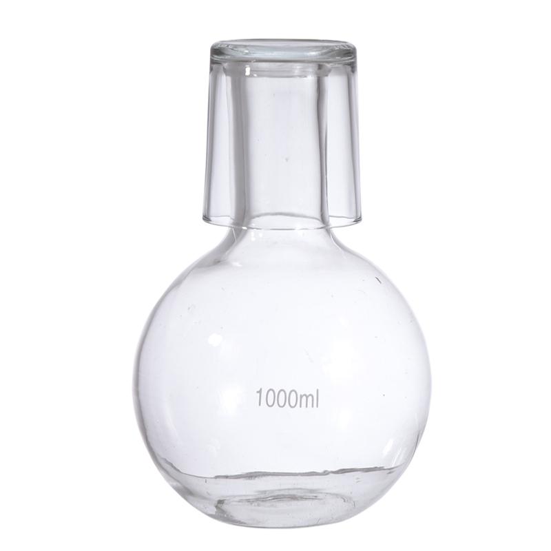 Carafe Ballon 1l avec verre JEKYLL