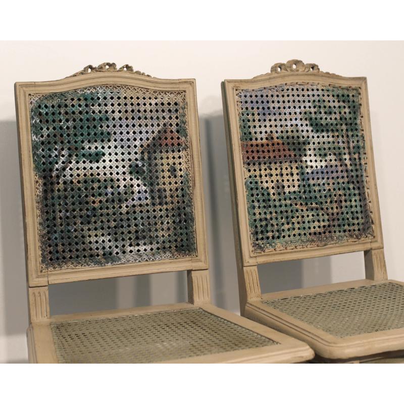 Paire de chaises SULPICE