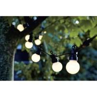 Guirlande Guinguette OSCAR (ampoules givrées)
