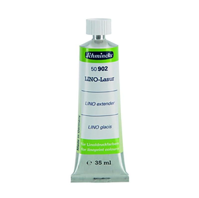 Médium pour améliorer la transparence des impressions en lino gravure en tube de 35ml