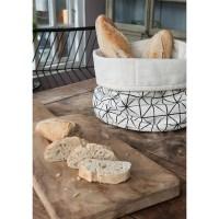 Panier à pain en coton AMIR