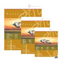 Bloc papier pastel couleur PASTELLFIX