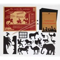 Pochette HISTOIRES d'ANIMAUX