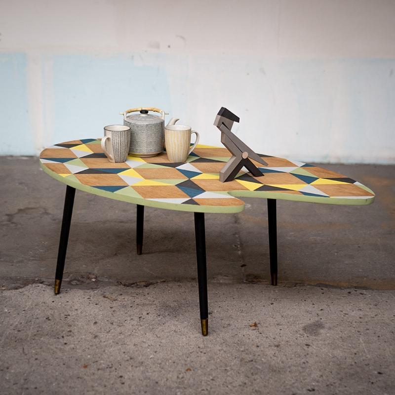 Table de salon année 50 MÜGG