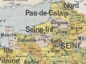 La Carte de France et des départements