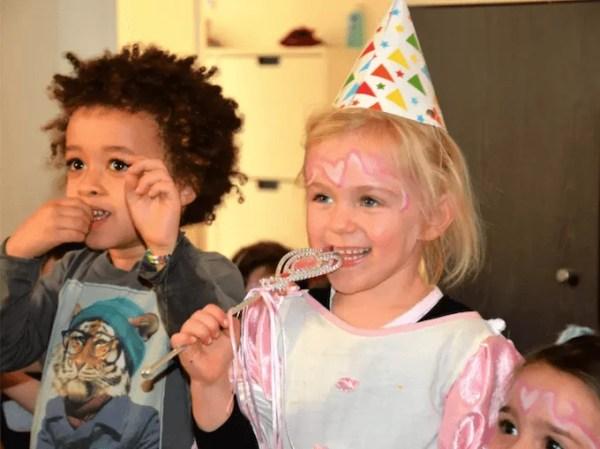 Anniversaire enfant Fée paris à domicile