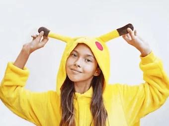 anniversaire enfants pikachu