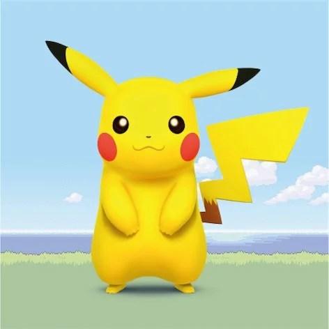 Pikachu animation anniversaire enfants