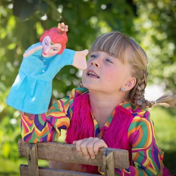 Spectacle de marionnettes enfants