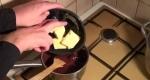 beurre et chocolat