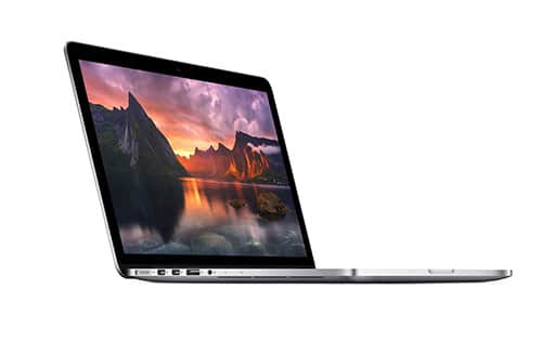 Portable Apple Macbook pro 13″ Retina 2,4 Ghz