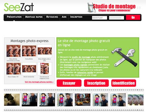 seezat montage photo gratuit